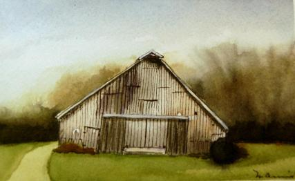 Elizabeth's Barn ~ Sold
