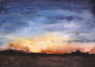 Twilight Embers ~ Sold